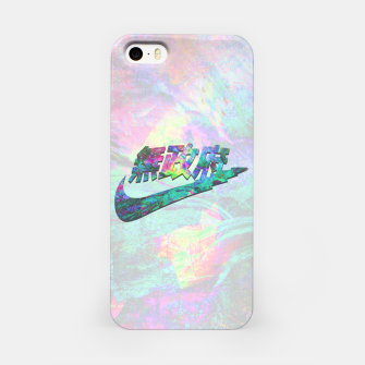 Thumbnail image of AnarGlitch Statement iPhone Case, Live Heroes