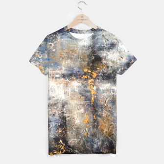 Thumbnail image of Golden Bars T-shirt, Live Heroes