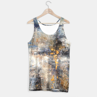 Thumbnail image of Golden Bars Tank Top, Live Heroes