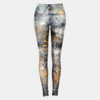 Thumbnail image of Golden Bars Leggings, Live Heroes