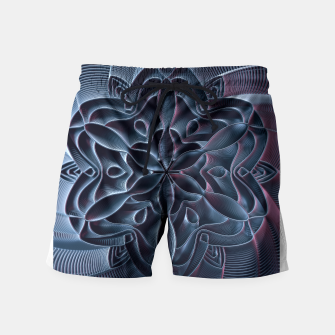 Thumbnail image of Hold Off Swim Shorts, Live Heroes