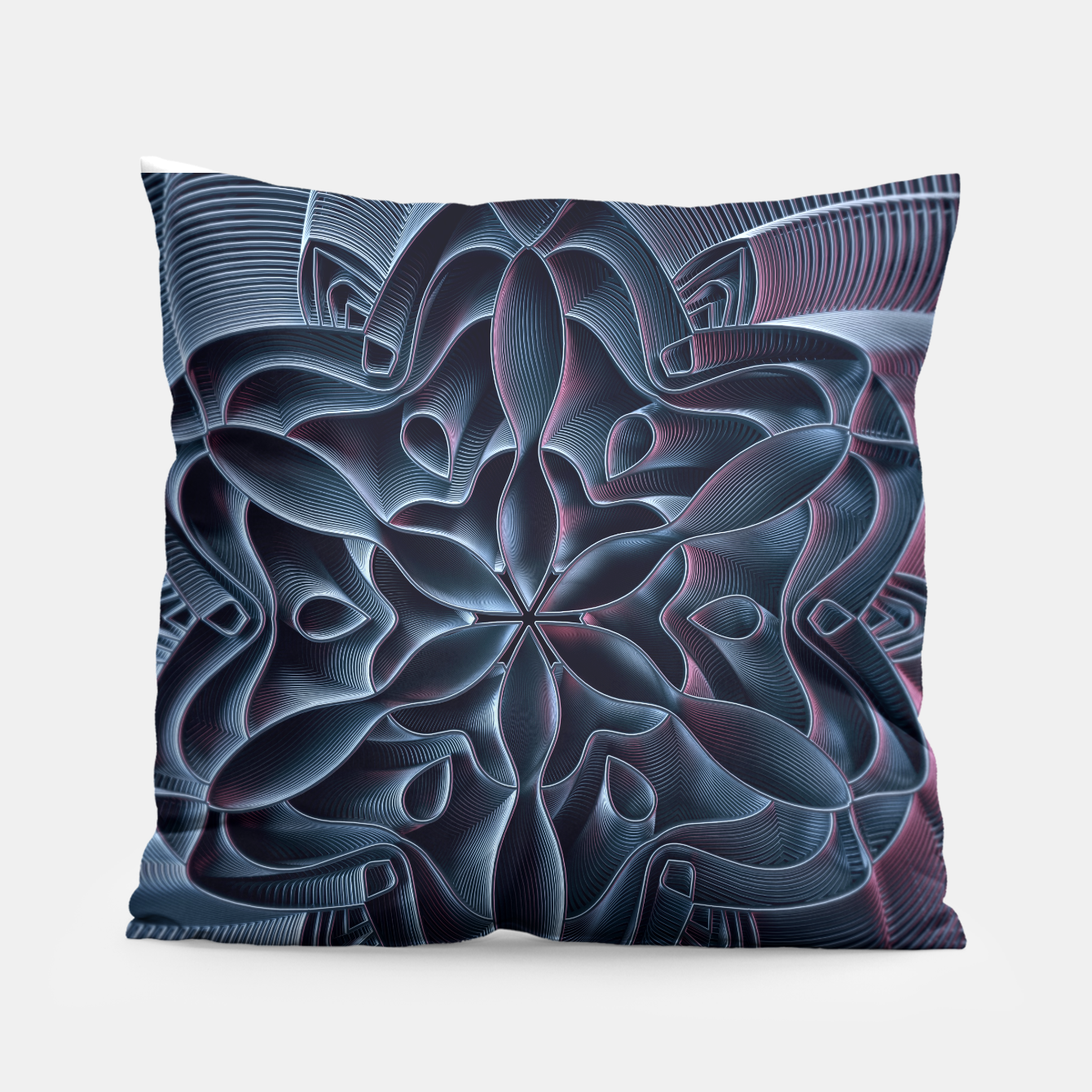 Image of Hold Off Pillow - Live Heroes