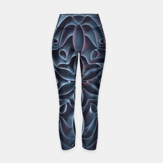 Thumbnail image of Hold Off Yoga Pants, Live Heroes