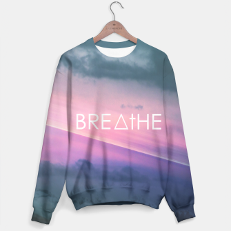 Miniaturka Breathe Sweater, Live Heroes