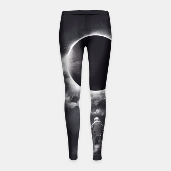 Miniaturka Eclipse Girl's Leggings, Live Heroes