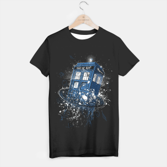 Thumbnail image of Breaking the Time T-shirt regular, Live Heroes