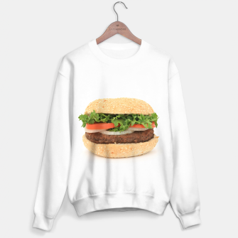 Thumbnail image of HAMBURGER Sweater regular, Live Heroes