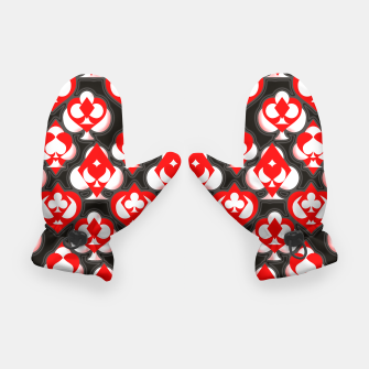 Thumbnail image of Ace Pattern Gloves, Live Heroes