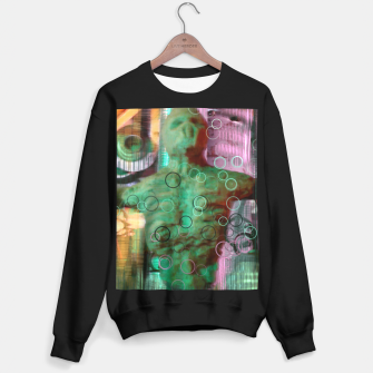 Thumbnail image of Nightmare Glitch Sweater regular, Live Heroes