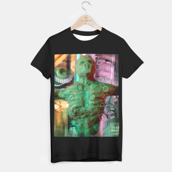 Thumbnail image of Nightmare Glitch T-shirt regular, Live Heroes