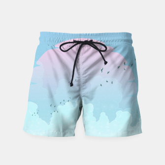 Thumbnail image of Between two waters Swim Shorts, Live Heroes