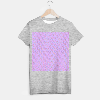 Thumbnail image of Kisses pattern Camiseta Regular, Live Heroes