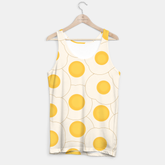 Thumbnail image of Fried Eggs Tank Top, Live Heroes