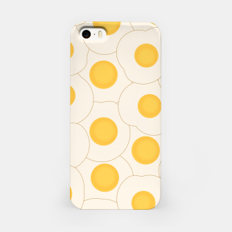 Thumbnail image of Fried Eggs iPhone Case, Live Heroes