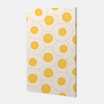 Thumbnail image of Fried Eggs Canvas, Live Heroes
