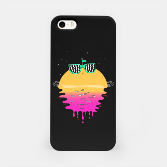 Thumbnail image of Happy Sunset iPhone Case, Live Heroes