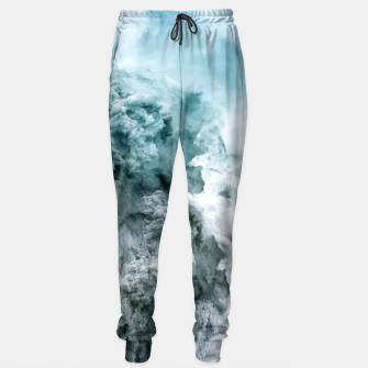 Thumbnail image of Lion Blue Sweatpants, Live Heroes