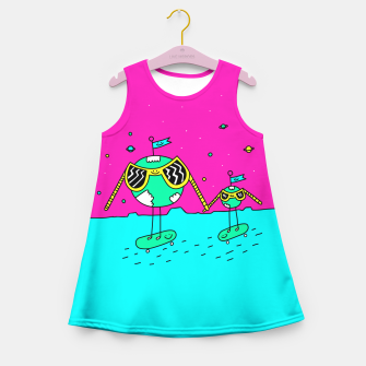 Thumbnail image of BFF Girl's Summer Dress, Live Heroes