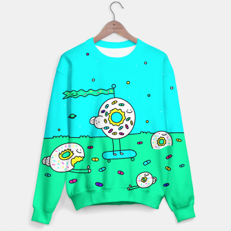 Thumbnail image of Dobutt Planet Sweater, Live Heroes