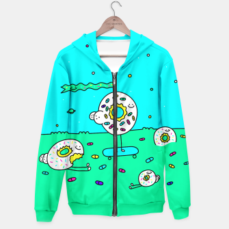 Thumbnail image of Dobutt Planet Hoodie, Live Heroes