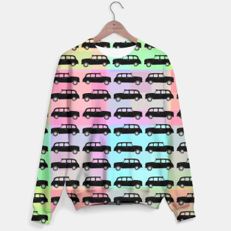 Thumbnail image of Pop Cars Sweater, Live Heroes