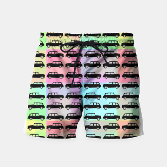 Thumbnail image of Pop Cars Swim Shorts, Live Heroes