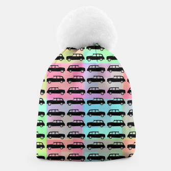 Thumbnail image of Pop Cars Beanie, Live Heroes