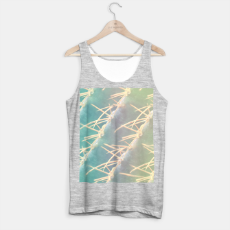 Thumbnail image of Vintage Cacti Tank Top regular, Live Heroes