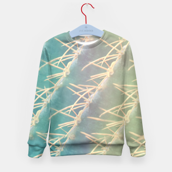Thumbnail image of Vintage Cacti Kid's Sweater, Live Heroes