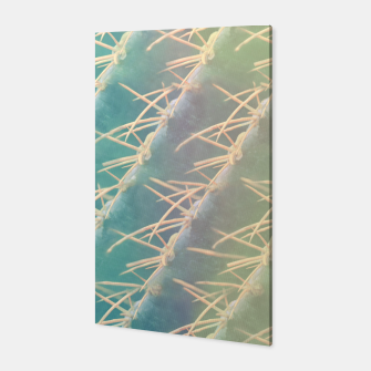 Thumbnail image of Vintage Cacti Canvas, Live Heroes