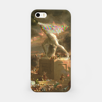 Thumbnail image of d357ruc710n iPhone Case, Live Heroes