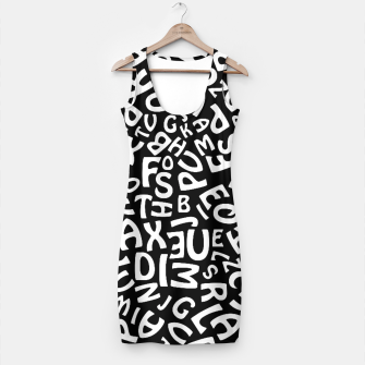 Thumbnail image of Alphabet Simple Dress, Live Heroes