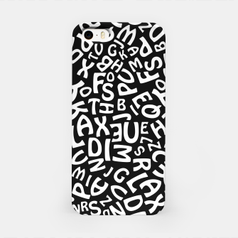 Thumbnail image of Alphabet iPhone Case, Live Heroes