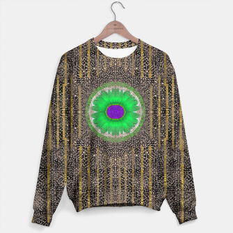 Thumbnail image of in the stars and pearls is a flower Sweater, Live Heroes