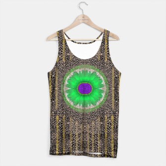 Thumbnail image of in the stars and pearls is a flower Tank Top, Live Heroes