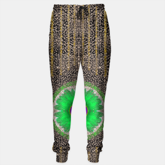 Thumbnail image of in the stars and pearls is a flower Sweatpants, Live Heroes