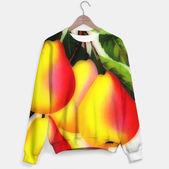 Thumbnail image of vintage pears Sweater, Live Heroes