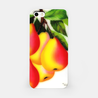 Thumbnail image of vintage pears iPhone Case, Live Heroes
