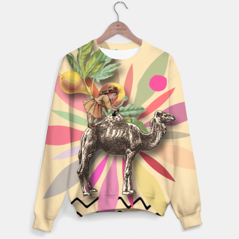 Thumbnail image of KAMEL Sweater, Live Heroes