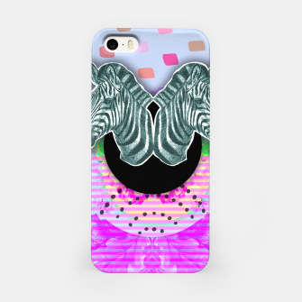 Thumbnail image of ZEBRA STYLE iPhone Case, Live Heroes