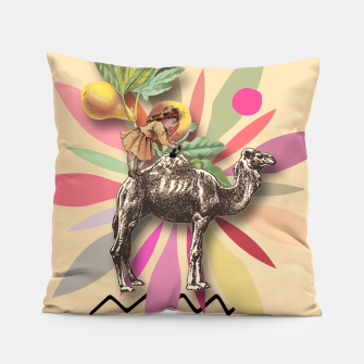 Thumbnail image of KAMEL Pillow, Live Heroes