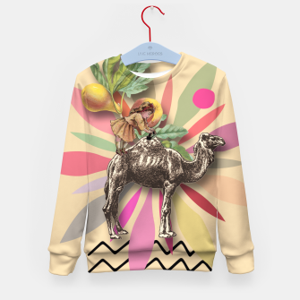 Thumbnail image of KAMEL Kid's Sweater, Live Heroes