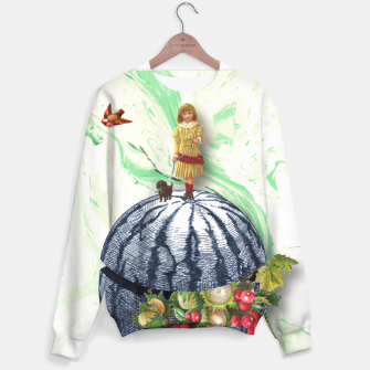 Thumbnail image of WATERMELON WALK Sweater, Live Heroes