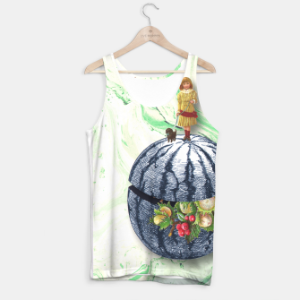 Thumbnail image of WATERMELON WALK Tank Top, Live Heroes