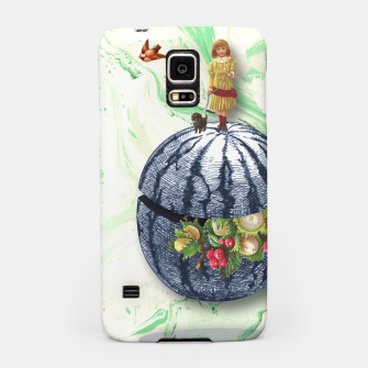 Thumbnail image of WATERMELON WALK Samsung Case, Live Heroes