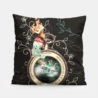 Thumbnail image of TIMELESS Pillow, Live Heroes