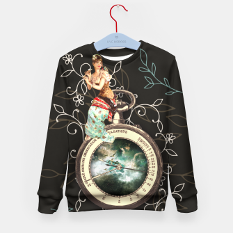 Thumbnail image of TIMELESS Kid's Sweater, Live Heroes
