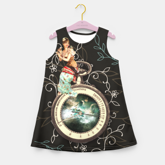 Thumbnail image of TIMELESS Girl's Summer Dress, Live Heroes
