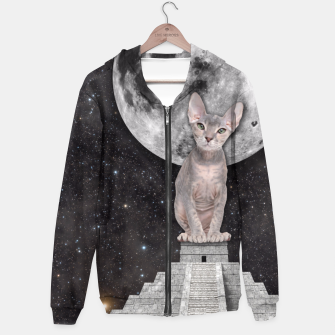 Thumbnail image of THE CAT Hoodie, Live Heroes