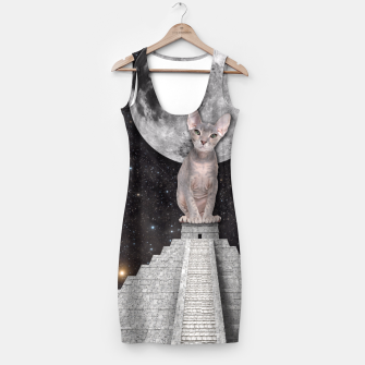 Thumbnail image of THE CAT Simple Dress, Live Heroes